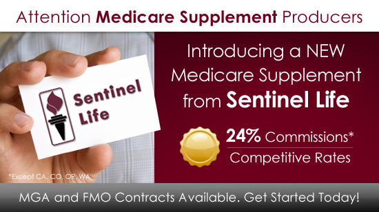 sentinel life medicare supplement