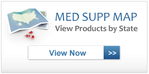 Interactive Medicare Supplement Product Map