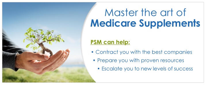 Sell Medicare Supplements with Precision Senior Marketing
