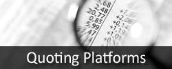 Quoting Platforms