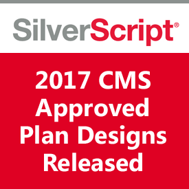 2017 SilverScript Plan Designs Released