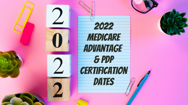2022 Medicare Advantage and PDP Certifications