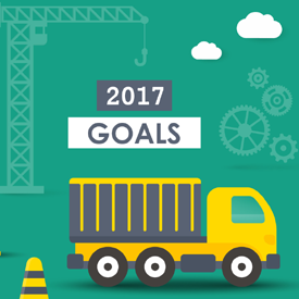 4 Tips for Setting Powerful Goals in 2017