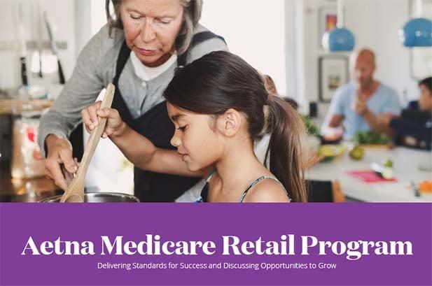 Aetna Retail blog