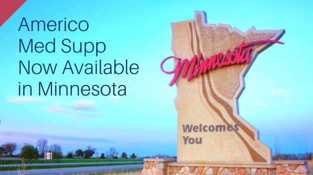 Americo Medicare Supplement Now Available in Minnesota