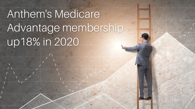 Anthems Medicare Advantage membership up 18 in 2020