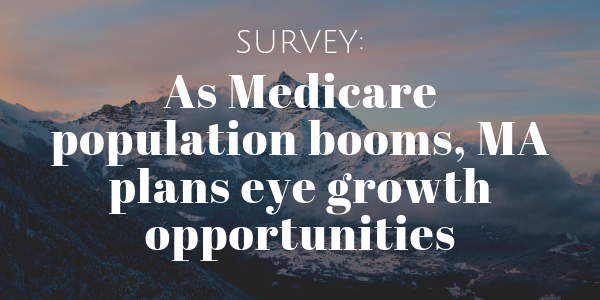 As Medicare population booms, MA plans eye growth opportunities