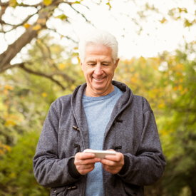 Baby Boomers Embrace Technology