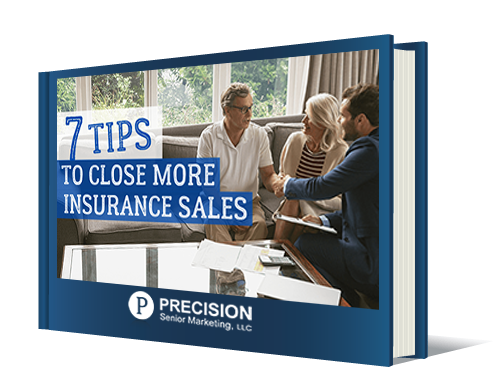 Book cover - 7 tips to close more