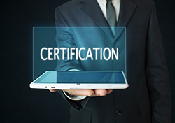Certification - Resources