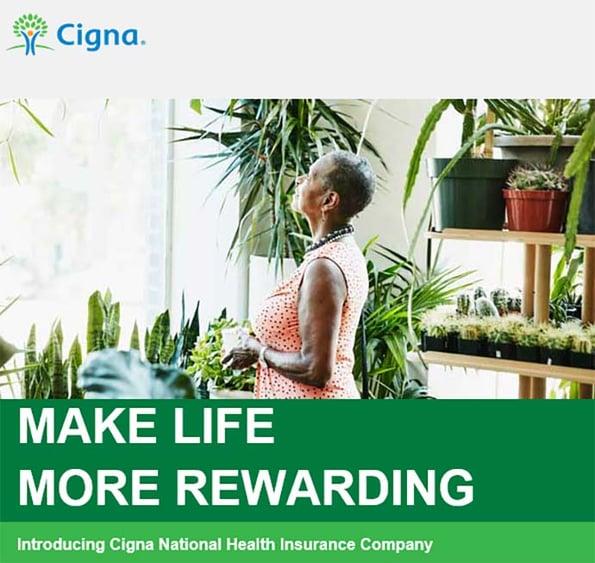 Cigna National Health - Blog header