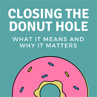 Closing the donut hole 200