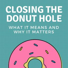 Closing the donut hole