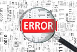 Error - Resources