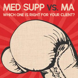 MED SUPP VS. MA