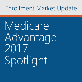 Medicare Advantage 2017 Spotlight - Enrollment Market