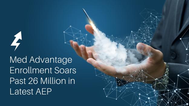 Medicare Advantage Enrollment Soars Past 26 Million in Latest AEP