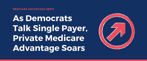 Medicare Advantage Enrollment Surges