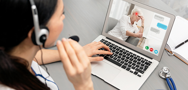 Medicare Advantage members are taking to telehealth
