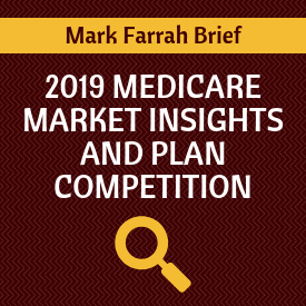 Medicare Market Insights and Plan Competition for 2019