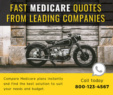 Medicare Quotes Motorcycle