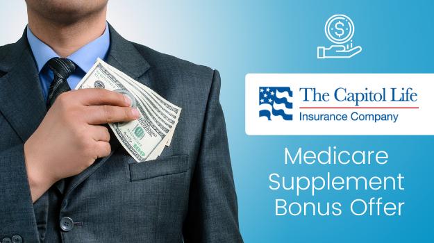 Medicare Supplement Bonus Offer