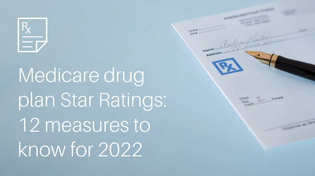 Medicare drug plan Star Ratings-1