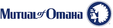 Mutual of Omaha logo 2020