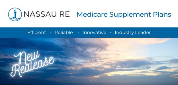 Nassau Re Medicare Supplement Plans Blog header