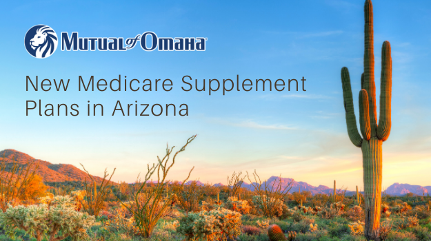 New Medicare Supplement Plans in Arizona