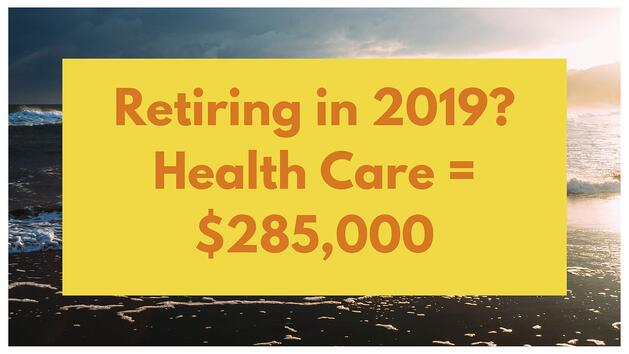 Retiring is expensive