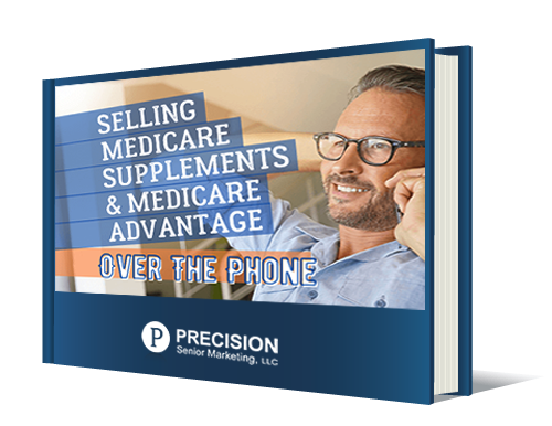 Selling Medicare & Medicare Advantage Over the Phone Book Cover