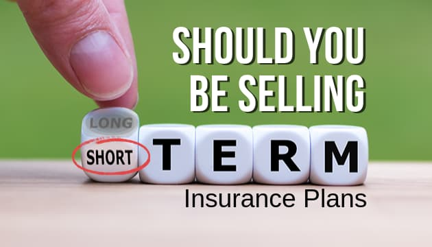 Should you be selling short term