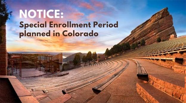 Special Enrollment Period planned in Colorado-1