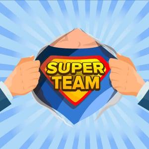 Super Team Work