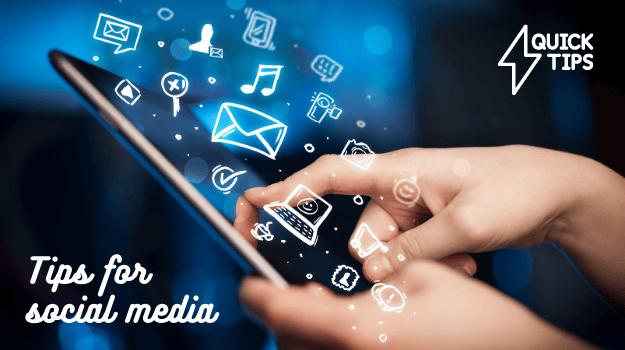 Tips for Social Media-1
