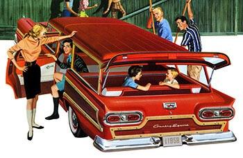 boomer wagon