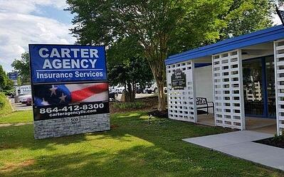 Carter Agency Insurance Services office