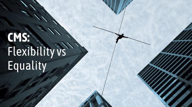 flexability vs equality