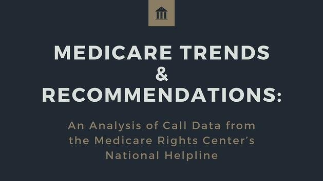 medicare trends and recommendations