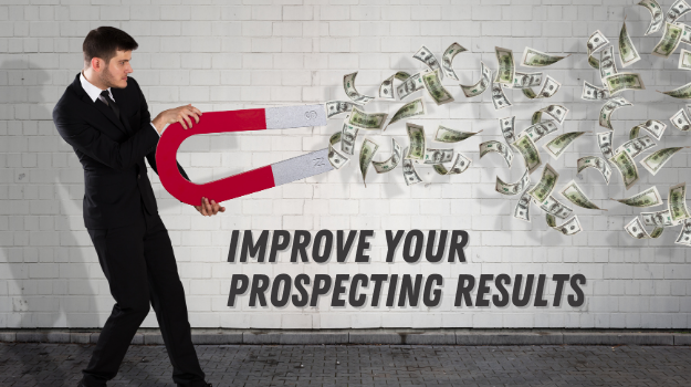 prospecting results
