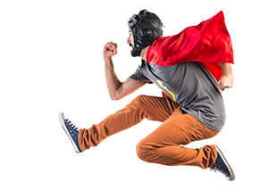superhero-running-fast