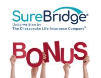 surebridge bonus