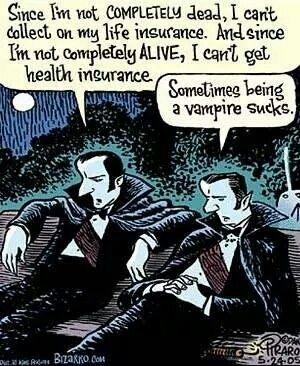 vampire insurance humor