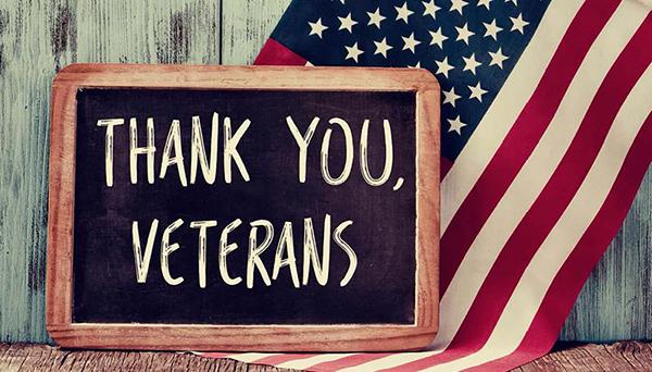 veterans day blog header 2020