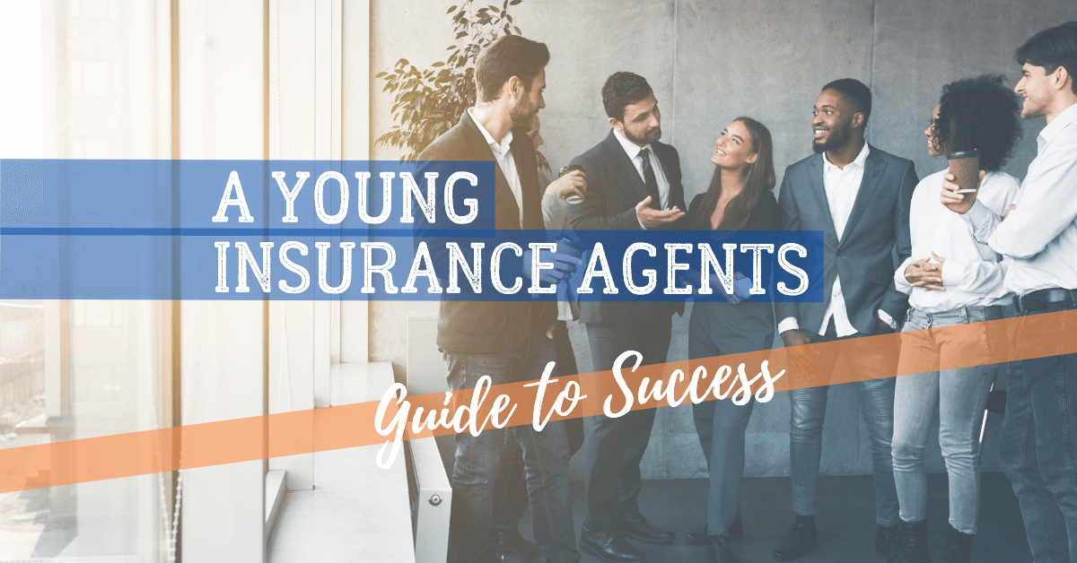 young insurance agents