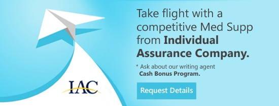 Take Flight with IAC's Med Supp