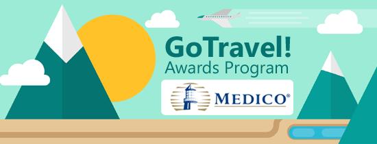 Medico GoTravel! Awards Program