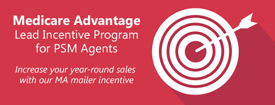 PSM Medicare Advantage Lead Program Incentive