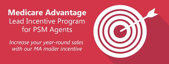 PSM Medicare Advantage Lead Program Incentive